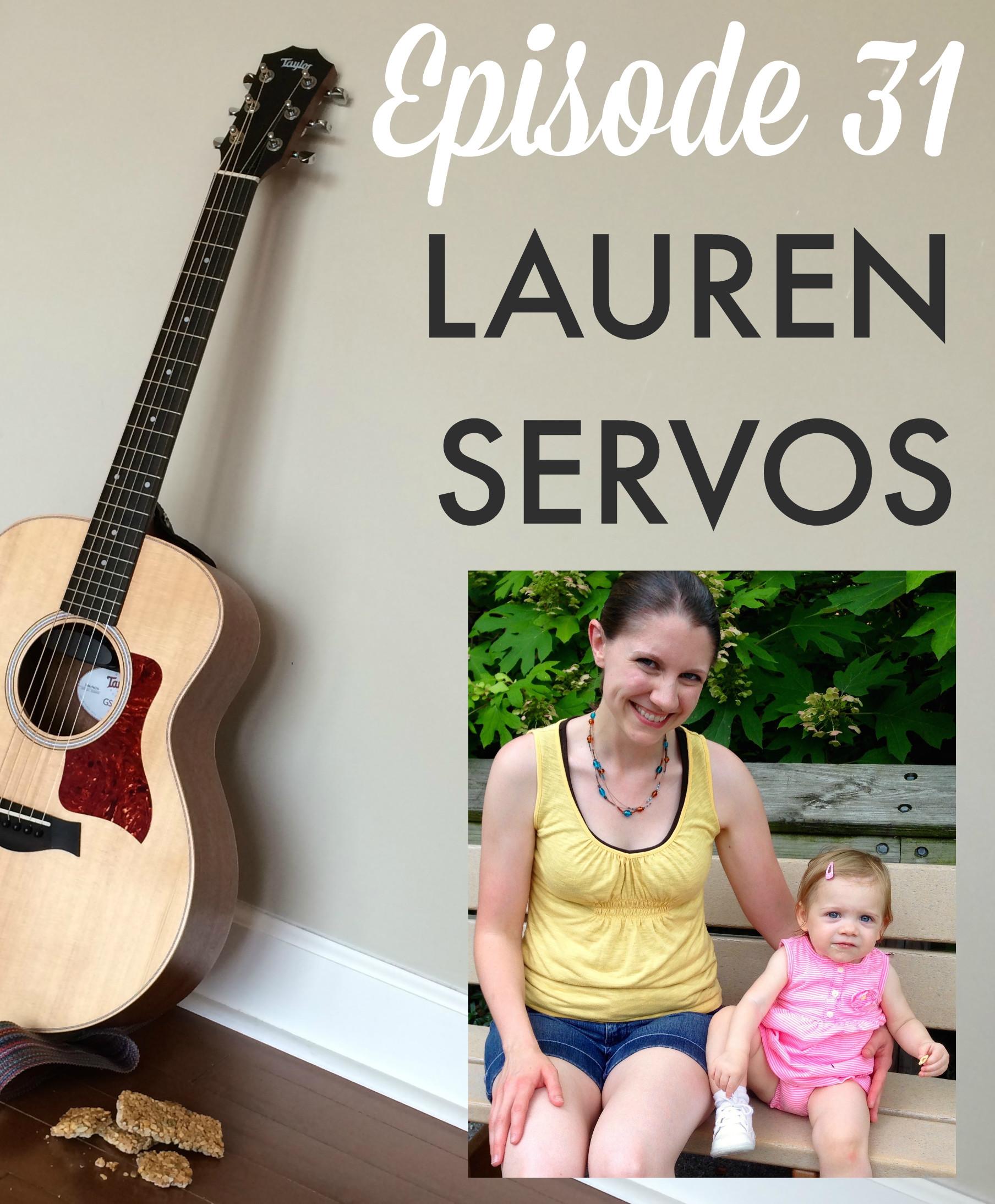 {Guitars & Granola Bars} Episode 31