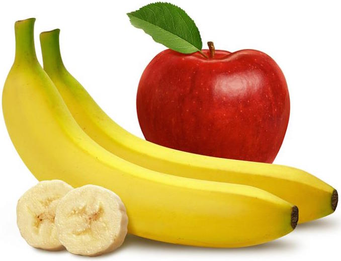 Apples & Bananas | Children's Song