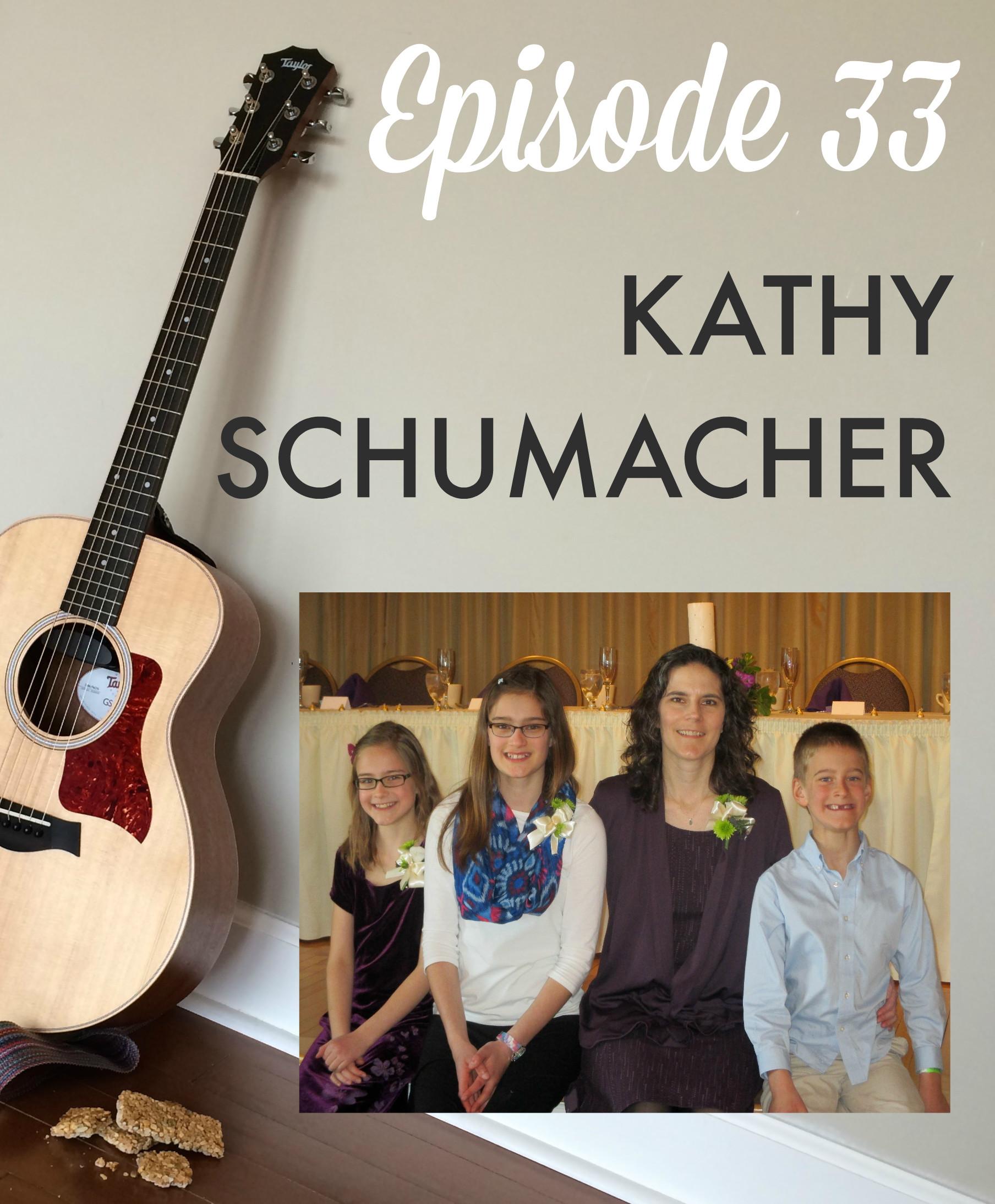 GGB Episode 33: Kathy Schumacher
