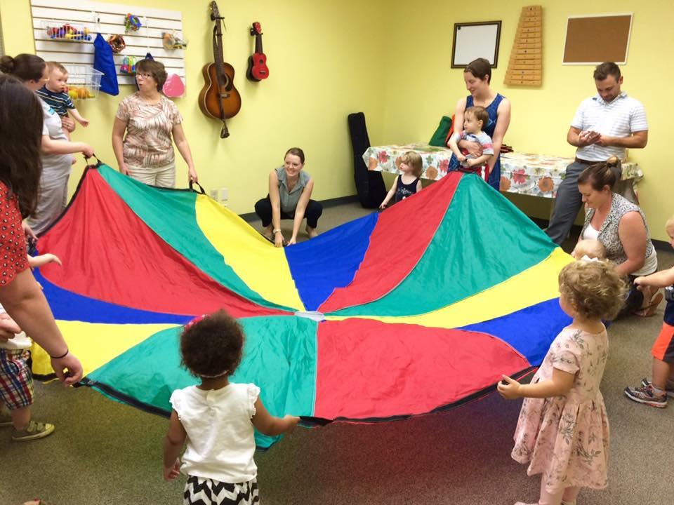 Parachute for Music Class