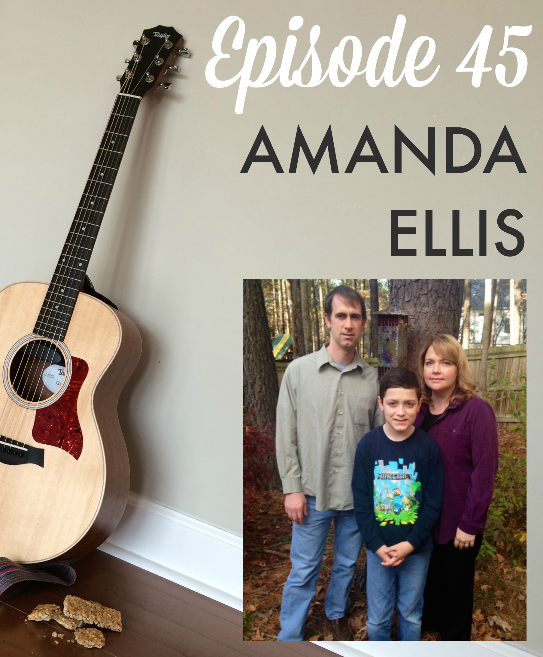 GGB Episode 45: Amanda Ellis