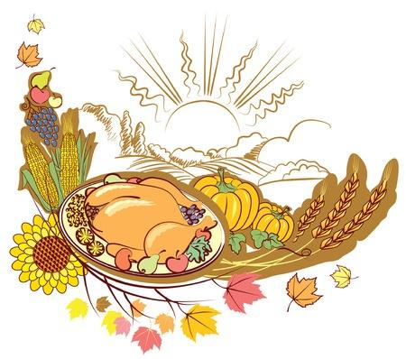 Thanksgiving Sensory Feast