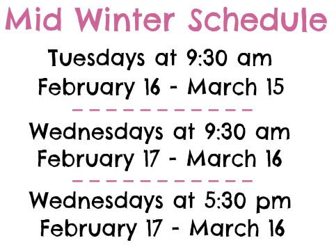 LLLO Schedule