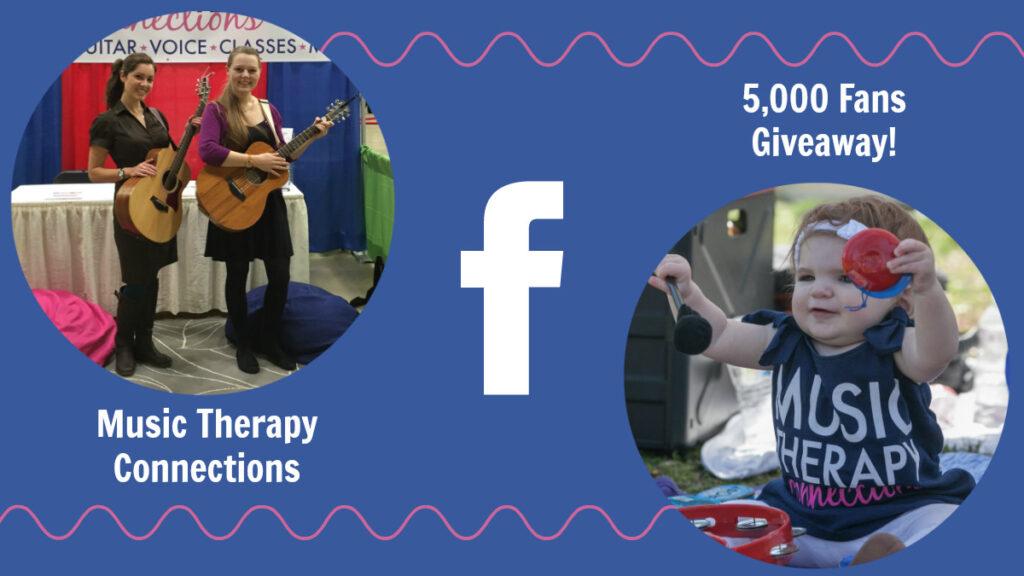 5K Facebook Fans Giveaway