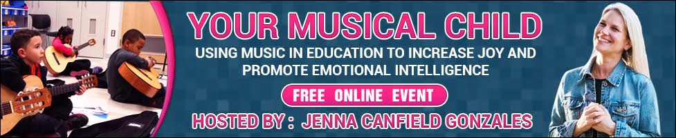 Your Musical Child Webinar