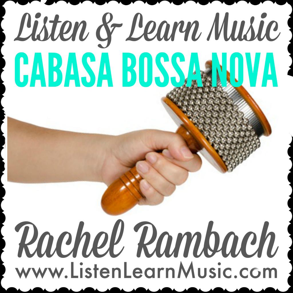Cabasa Bossa Nova Album Cover