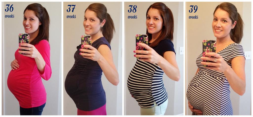 Final Stretch of Pregnancy
