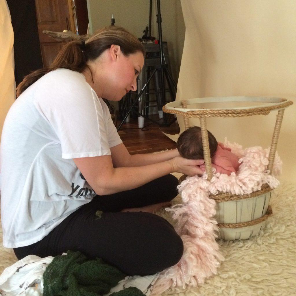 Mia's Newborn Photos