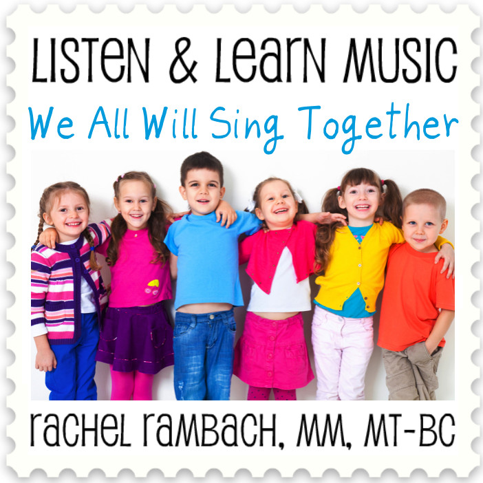 We All Will Sing Together Album Cover