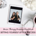 Setting Yourself Up for Success