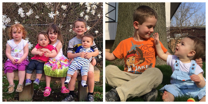 Easter Cousins