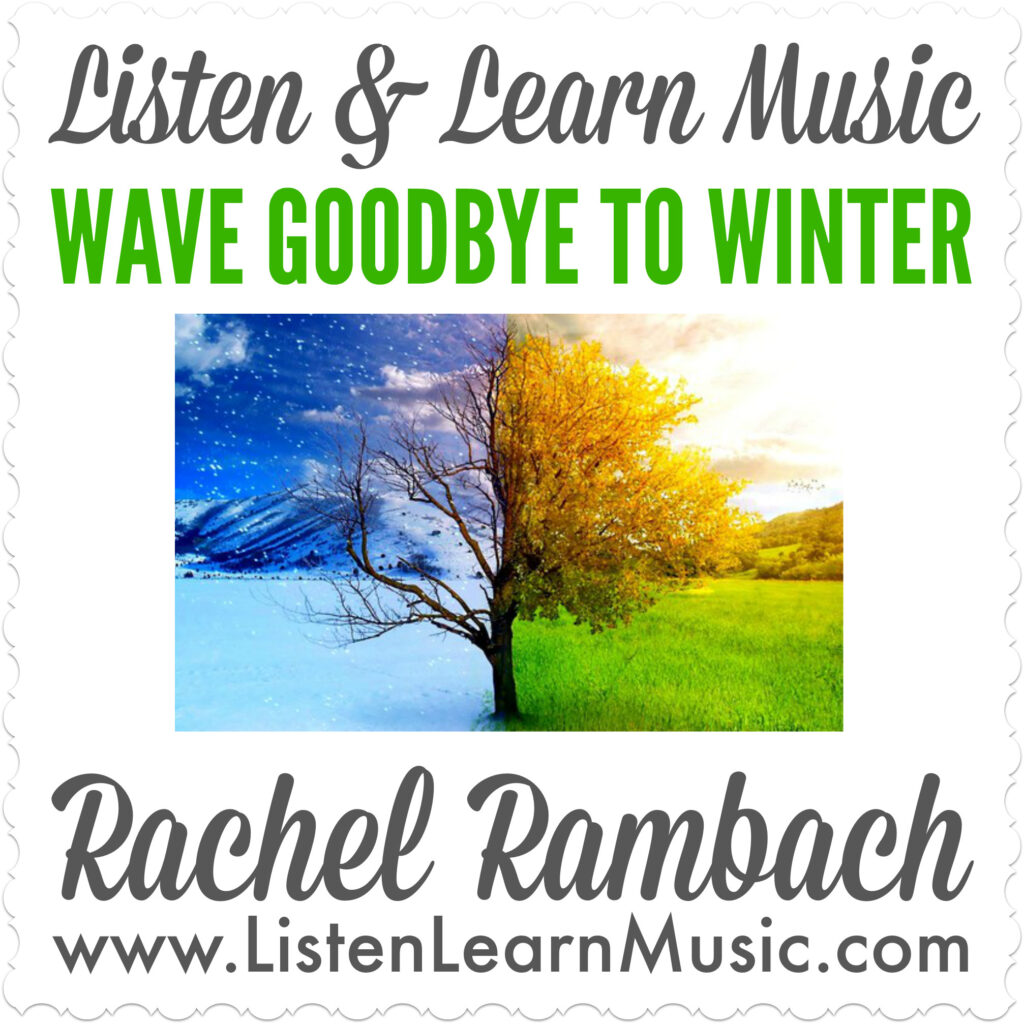 Wave Goodbye to Winter - Song for Spring