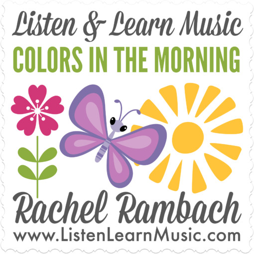 Colors in the Morning | Color Identification Song for Kids | Early Childhood Music Class