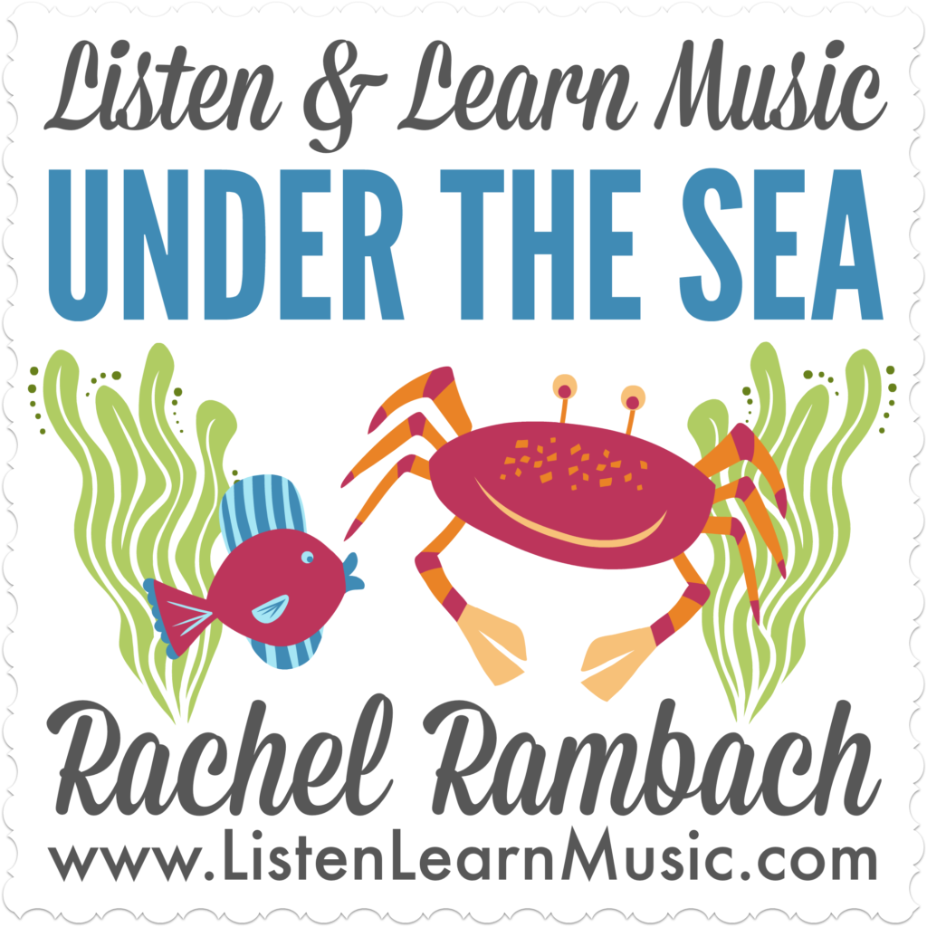 Under the Sea - Music Therapy Song for Castanets & Rhythm Sticks