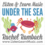 """""""Under the Sea"""" Adapted for Castanets!"""