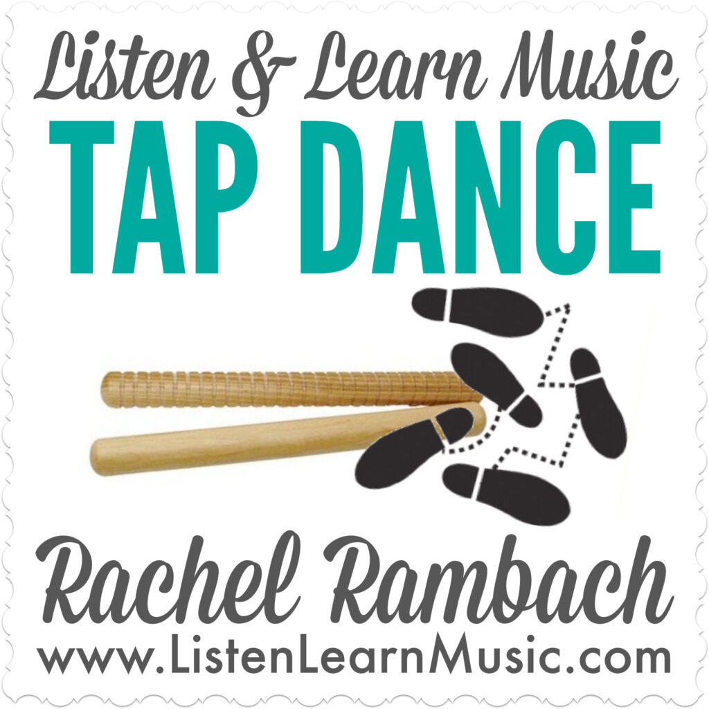 Tap Dance | Rhythm Sticks Song