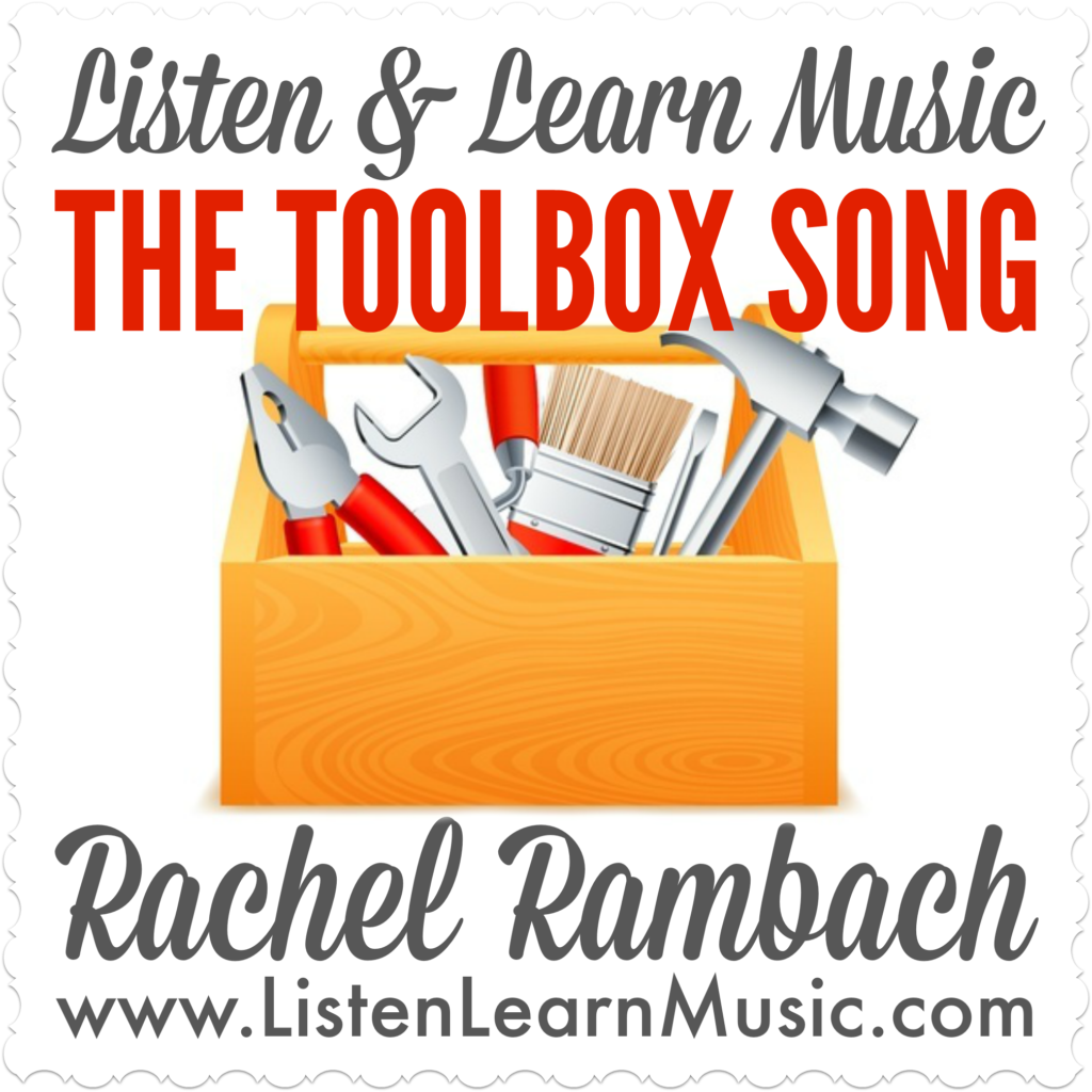 The Toolbox Song | Rhythm Sticks Song