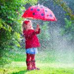 """""""Shakin' in the Rain"""""""