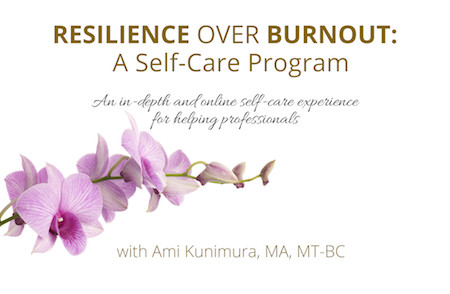 Resilience Over Burnout