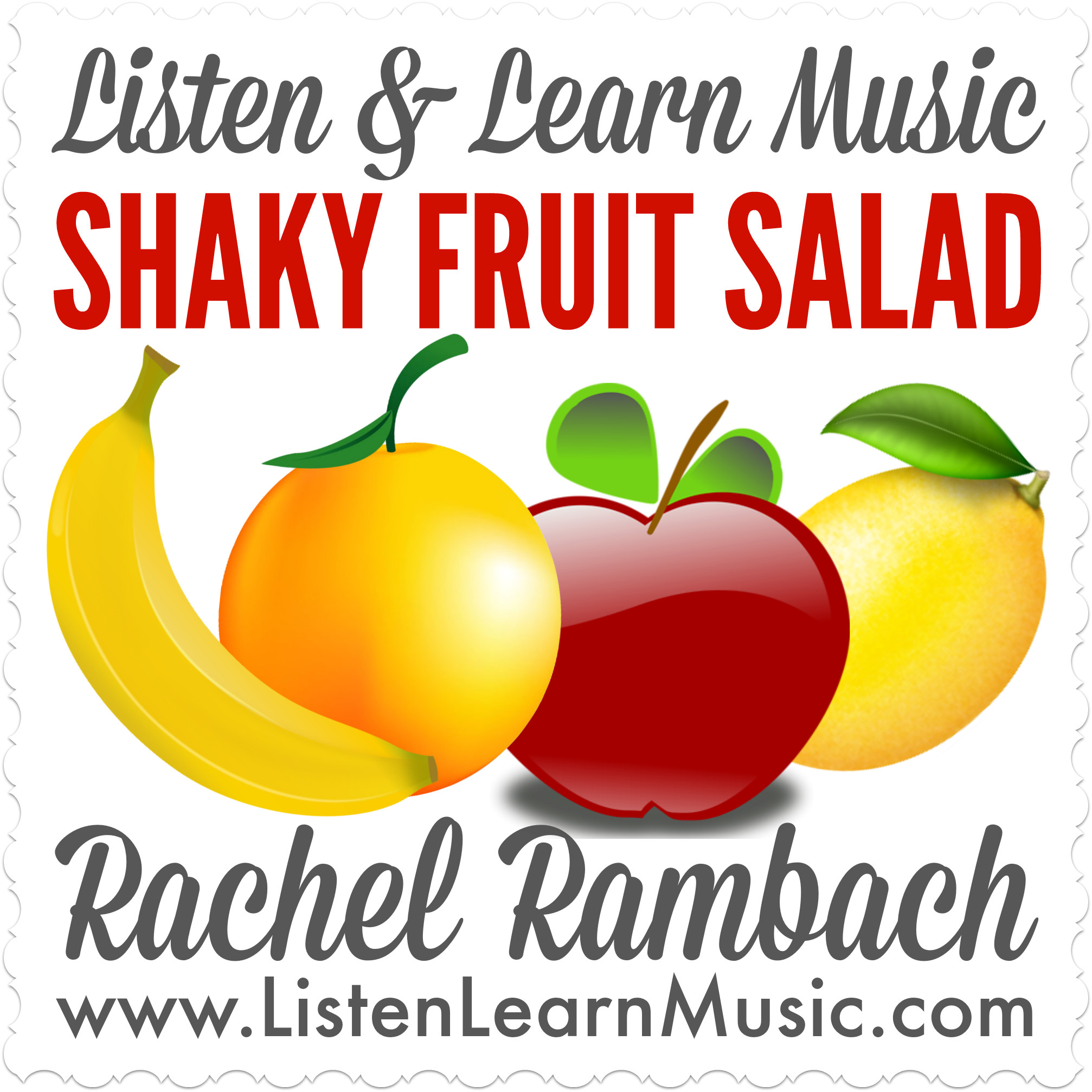 Achieving Goals in Music Therapy with Fruit Shakers