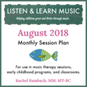 Monthly Session Plans are Here!
