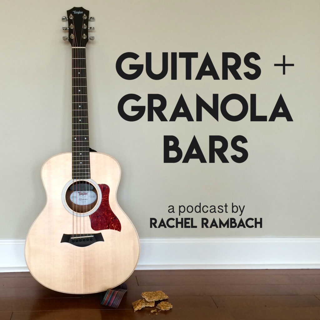 Guitars & Granola Bars Podcast