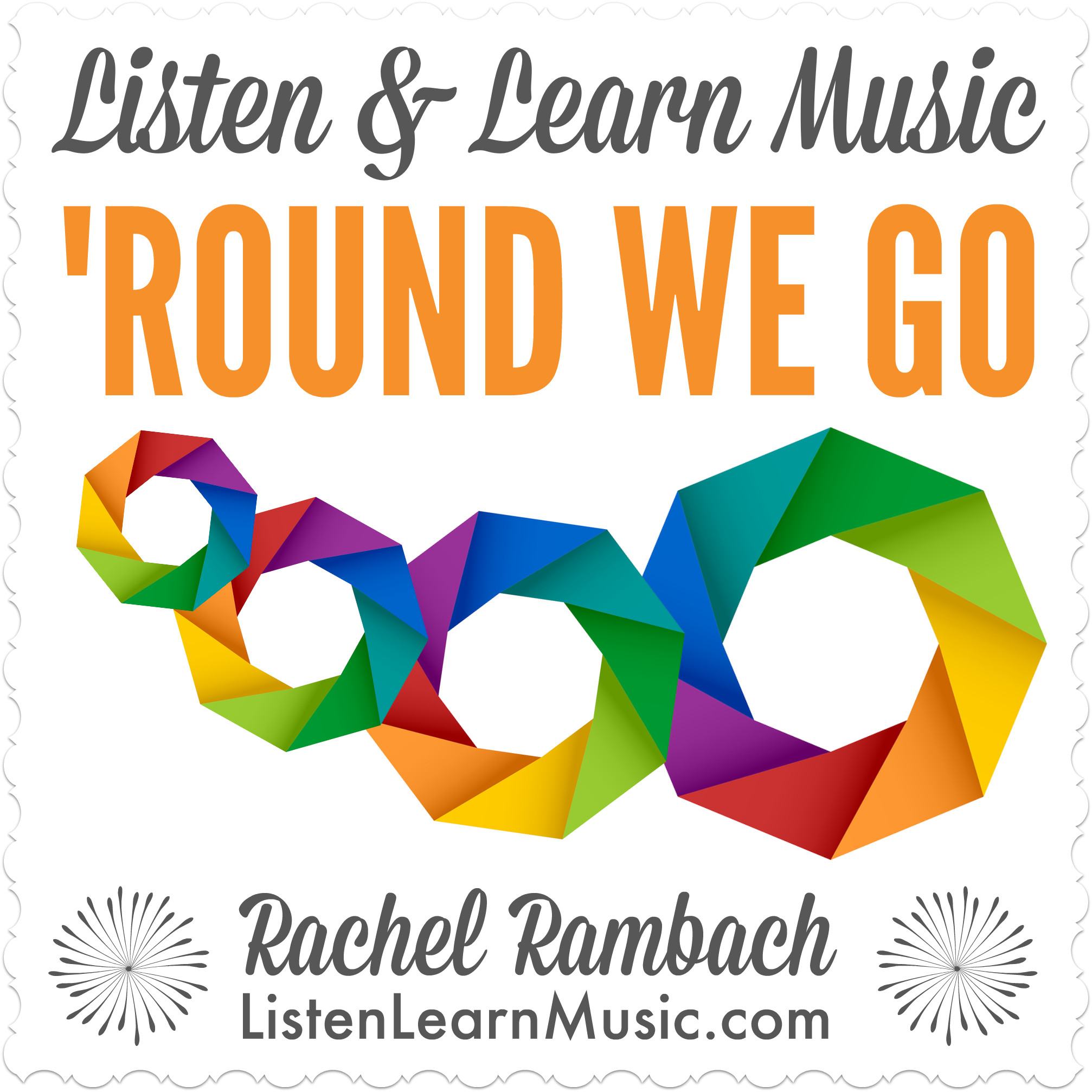 Round We Go   Stretchy Band Song