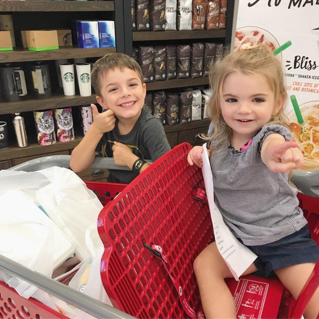 A Rite of Passage - School Supply Shopping   Motherhood   Listen & Learn Music