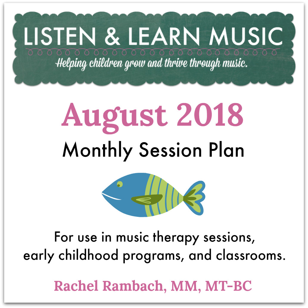 {August 2018} Session Plan Cover
