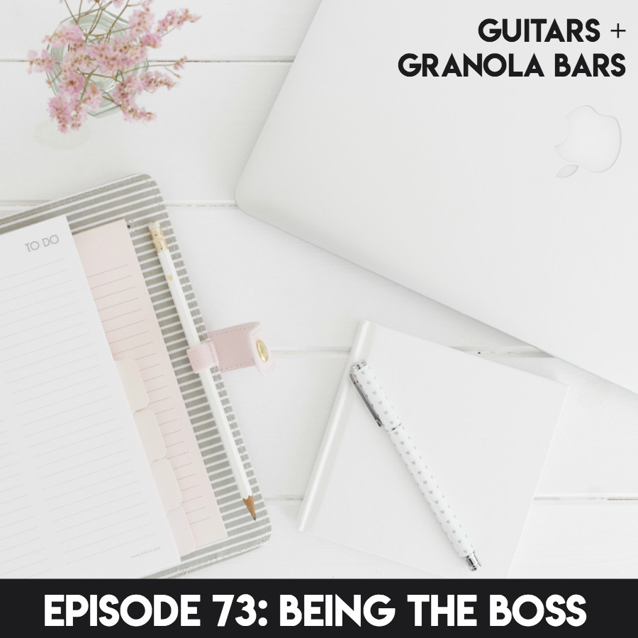 GGB Episode 73 | Being a Boss