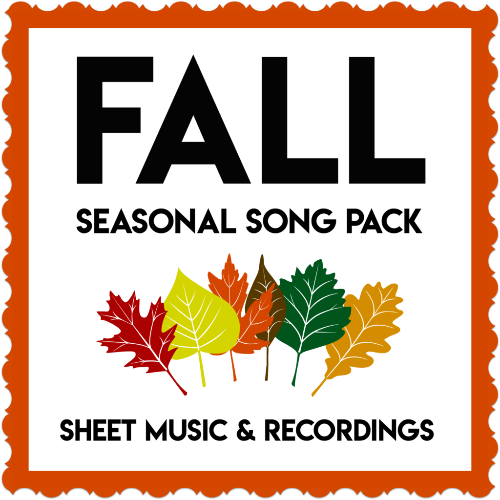 Fall Song Pack | Listen & Learn Music
