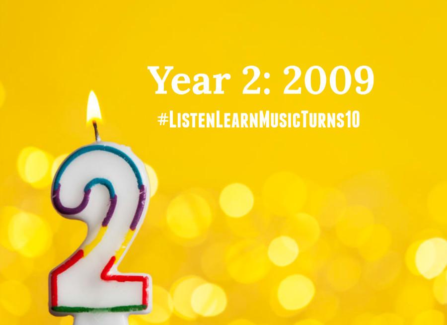 L&L Turns 10 - Year 2 | Listen & Learn Music