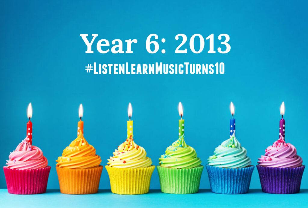 L&L Turns 10 - Year 6 | Listen & Learn Music
