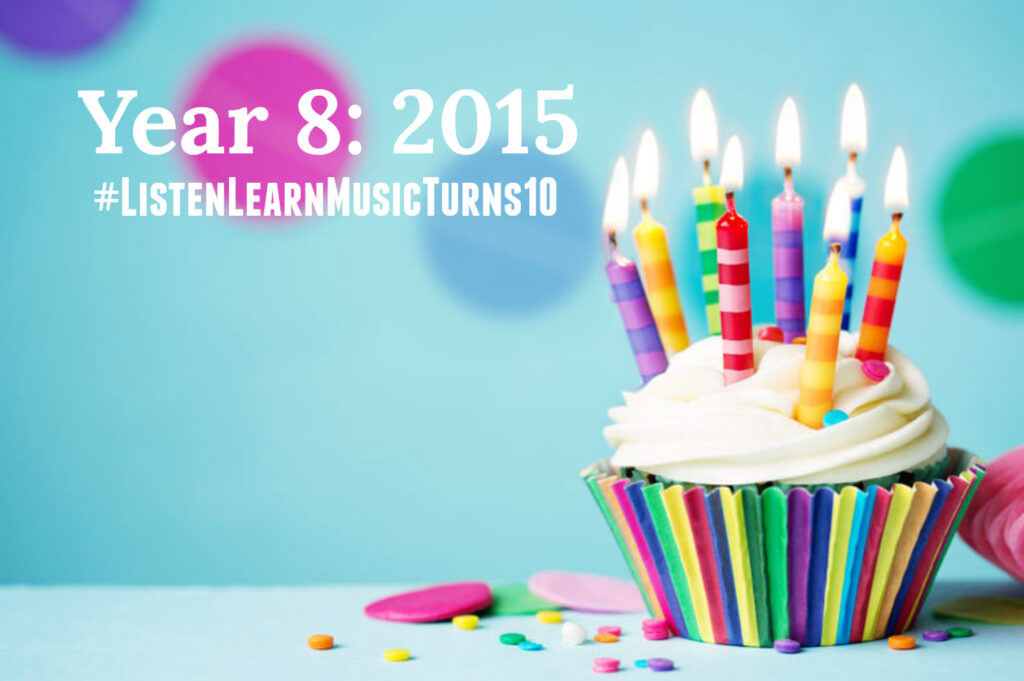 L&L Turns 10 - Year 8 | Listen & Learn Music