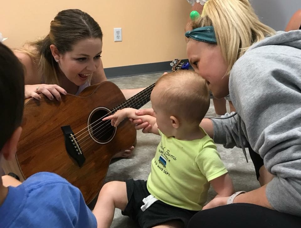 Listen & Learn Music: A Resource for Music Therapists