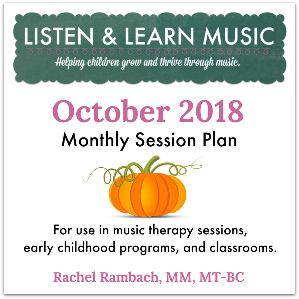 {October 2018} Session Plan