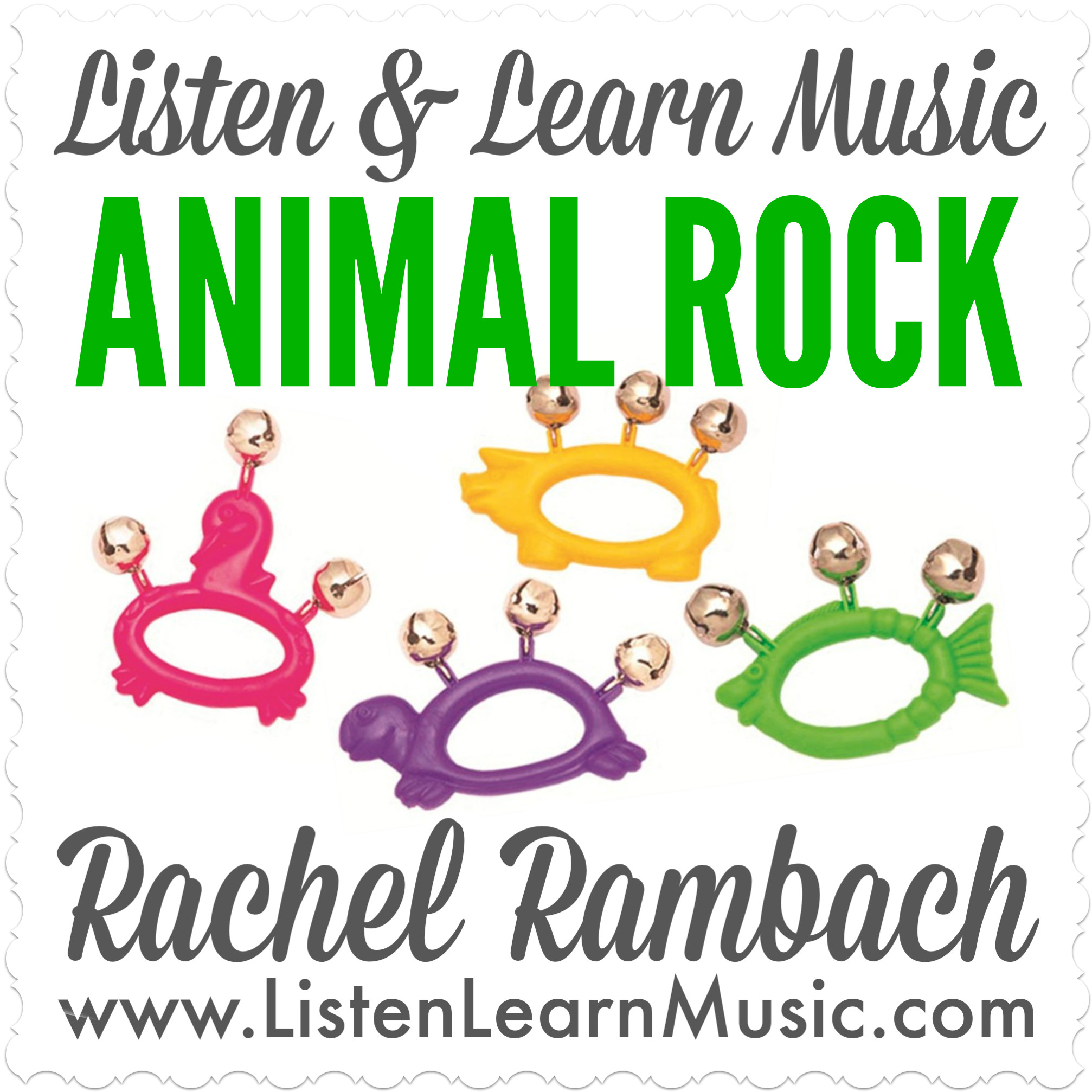 Animal Rock | Listen & Learn Music