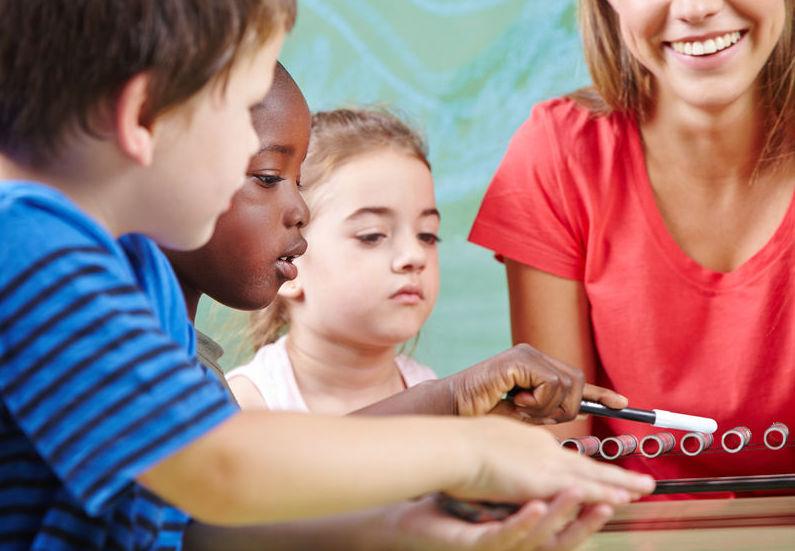 Setting Children Up for Success | Listen & Learn Music