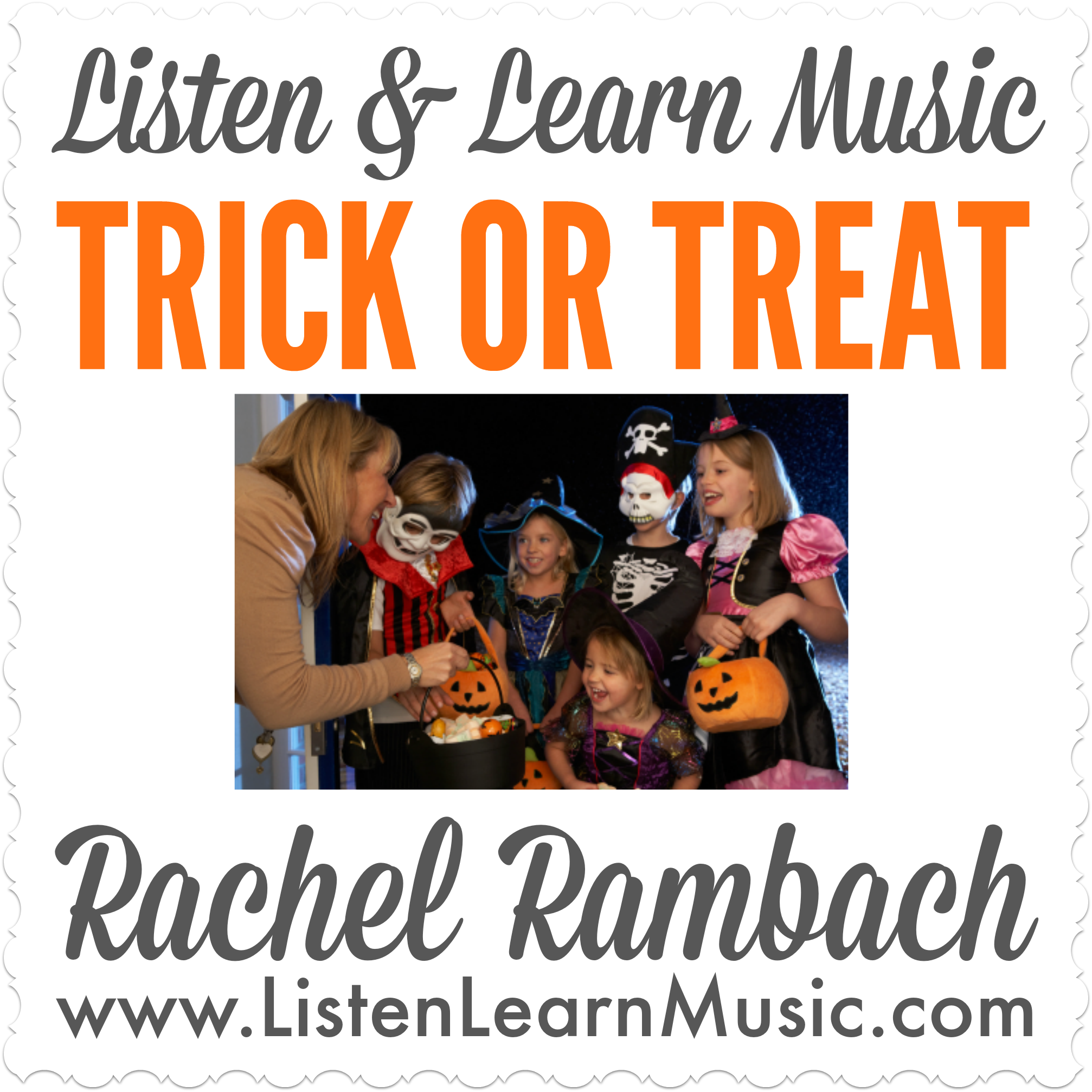 Trick or Treat | Listen & Learn Music