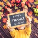 Preparing for Thanksgiving Through Song