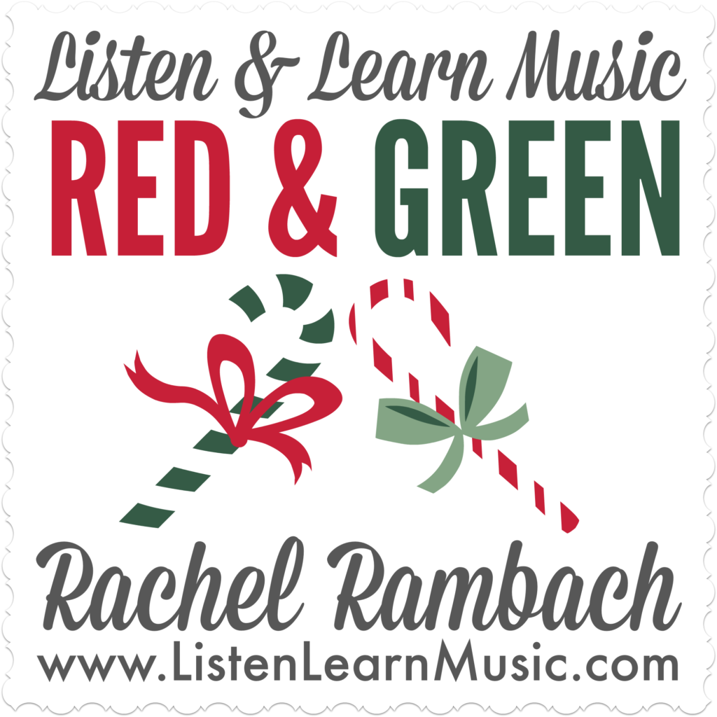"""Red and Green"" 