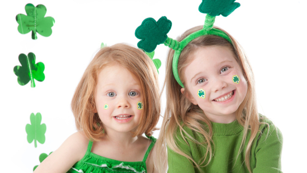 St. Patrick's Day Song for Children | Listen & Learn Music
