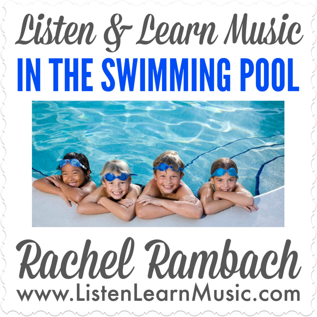 In the Swimming Pool | Listen & Learn Music