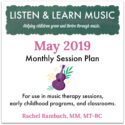 The May Session Plan is Here!