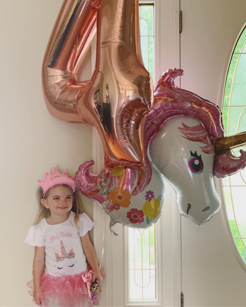 Mia Belle Turns 4 | Listen & Learn Music