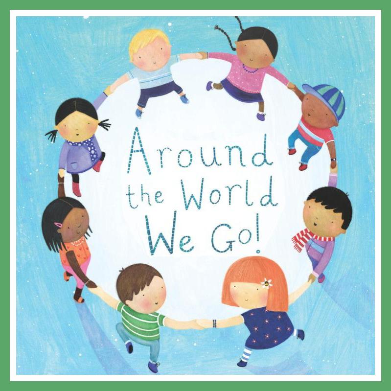 Around the World We Go | Listen & Learn Music