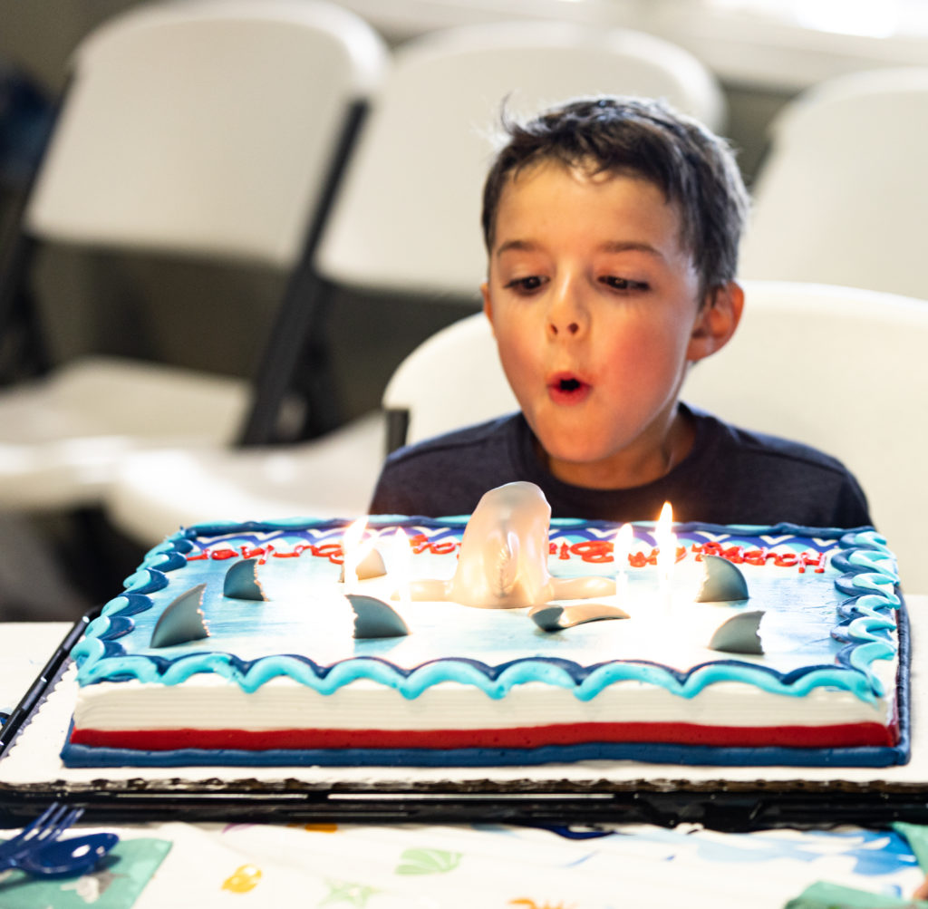 Parker's 6th Birthday | Listen & Learn Music | Rachel Rambach