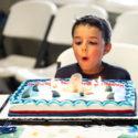 Parker's 6th Birthday