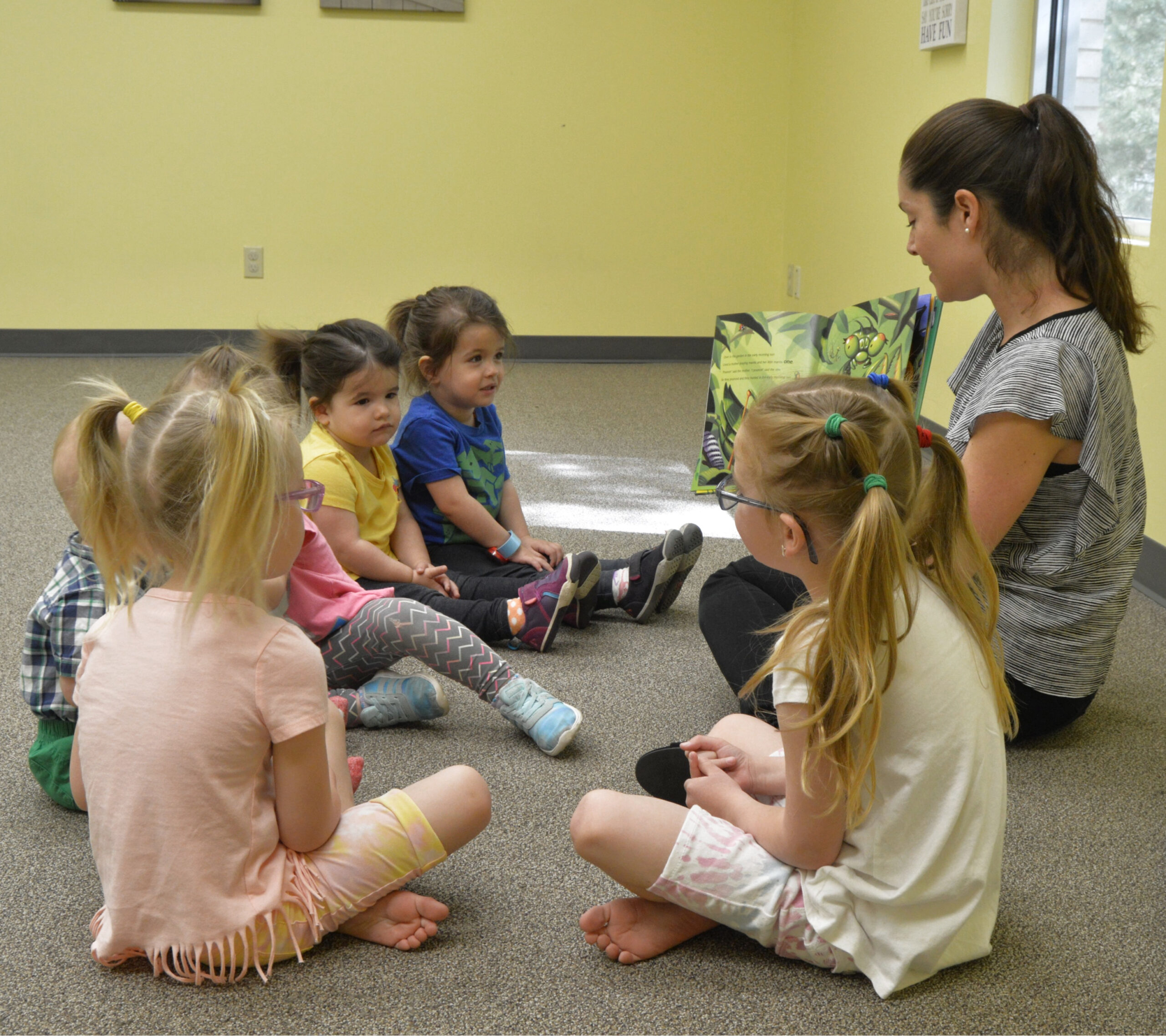 Incorporating Singable Stories into Music Class