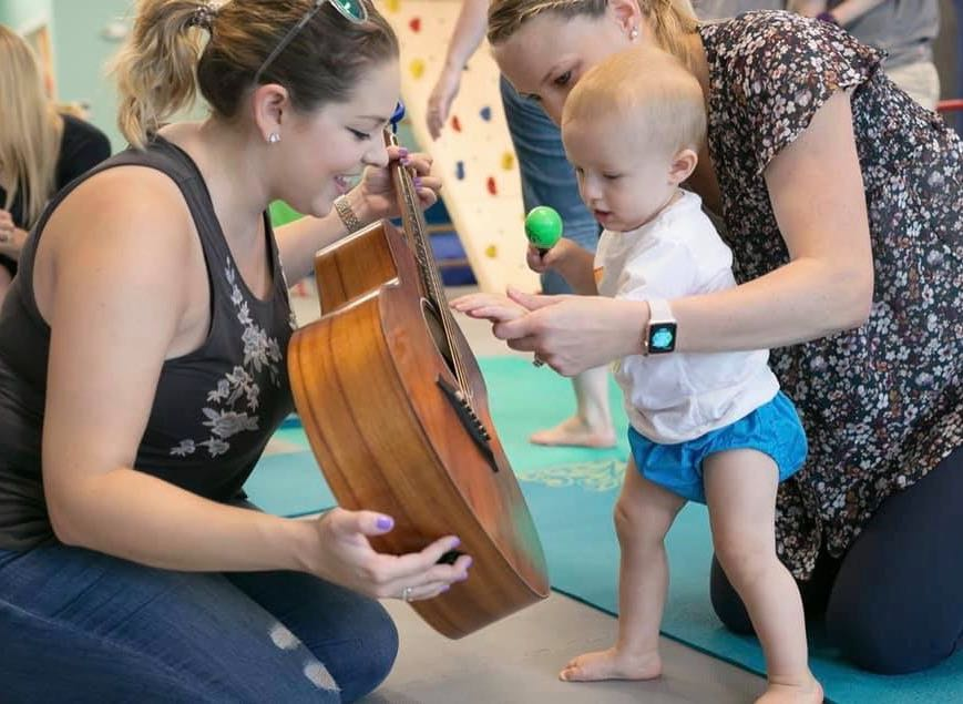 Engaging Parents and Caregivers in Music Class or Music Therapy | Listen & Learn Music